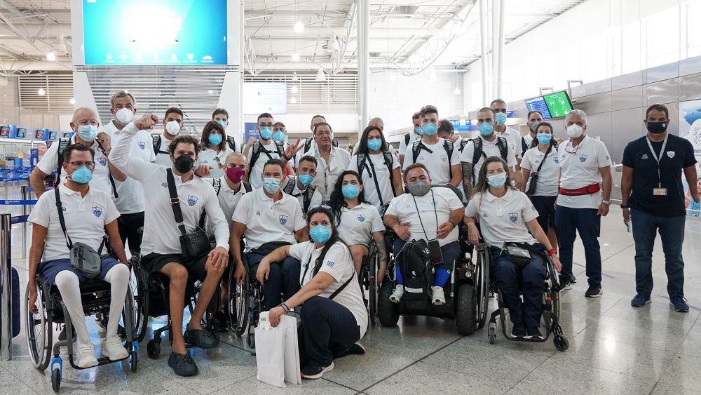 ΕΛΠΕ: Μέγας Χορηγός της Ελληνικής Παραολυμπιακής Επιτροπήςκαι των σπουδαίων αθλητών της