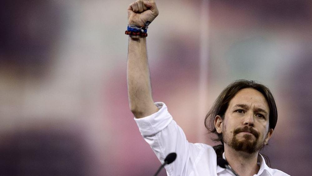 Σε συμφωνία της τελευταίας στιγμής με τους Σοσιαλιστές ελπίζουν οι Podemos