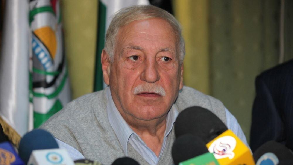 Πέθανε στη Δαμασκό ο 'Αχμαντ Τζιμπρίλ, σημαντική προσωπικότητα της παλαιστινιακής πολιτικής