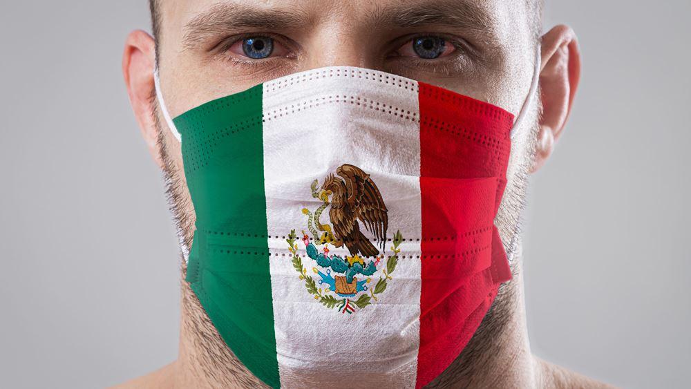 Μεξικό-Covid-19: 1.783 κρούσματα, 194 θάνατοι το τελευταίο 24ωρο