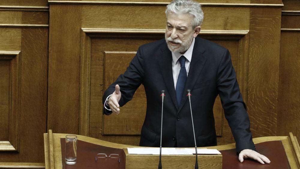 """""""Απασφάλισε"""" ο Κοντονής εναντίον ΣΥΡΙΖΑ: Μνημείο σταλινισμού η ανακοίνωσή τους"""