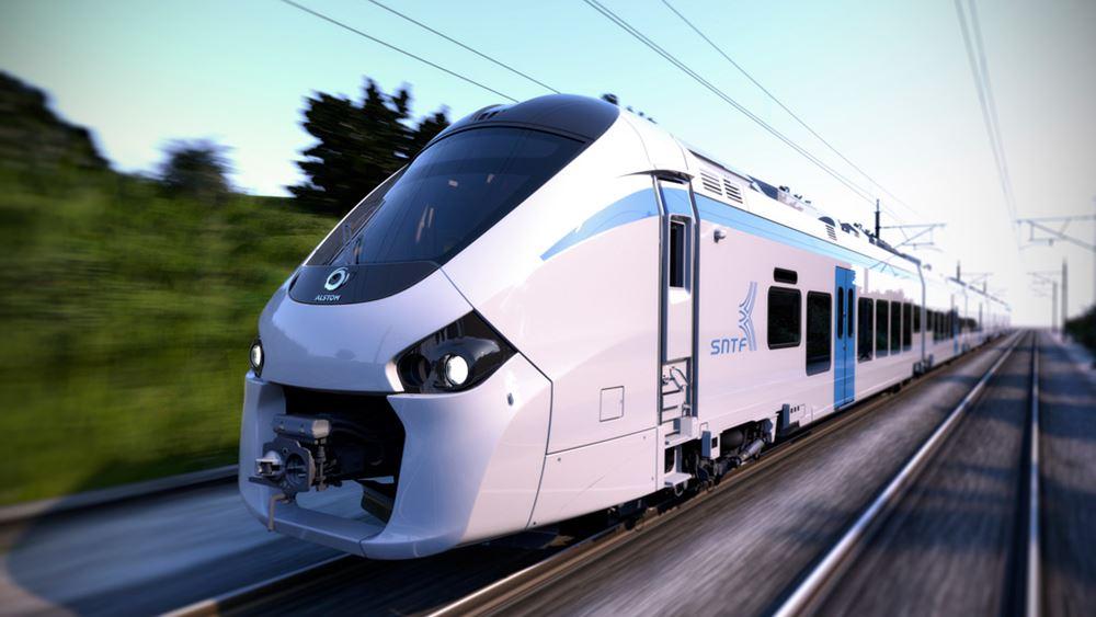 Alstom: Σε συνομιλίες με την Bombardier για την απόκτηση των δραστηριοτήτων σιδηροδρόμων
