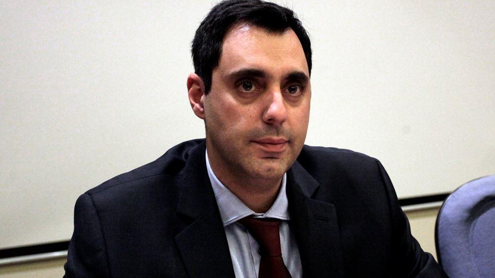 Σμυρλής: Μεγάλη η δυναμική των οικονομικών και εμπορικών σχέσεων Ελλάδας-Κίνας