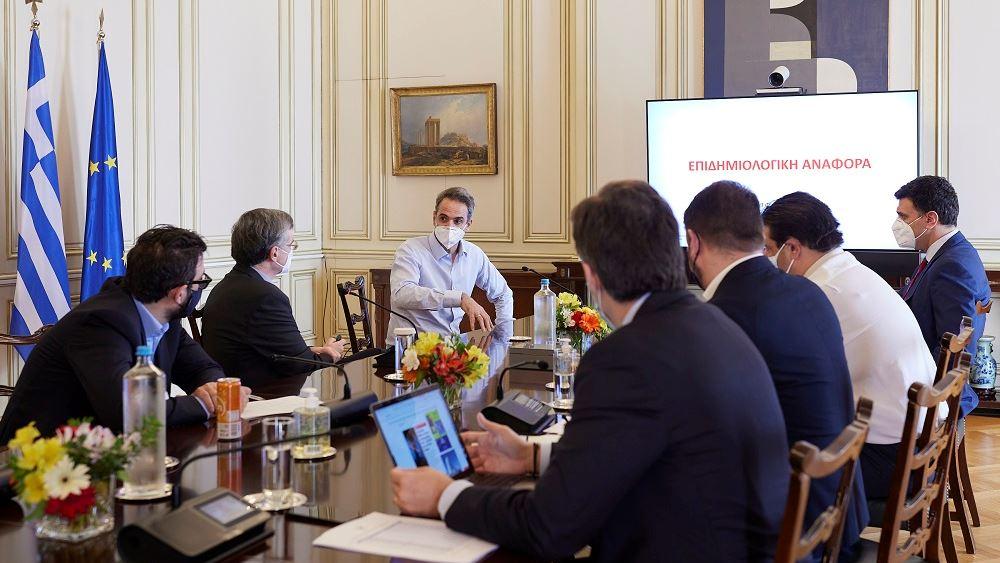 Συνεδριάζει εκτάκτως η Επιτροπή Εμπειρογνωμόνων - 'Κλειδώνει' το ολικό lockdown στην Αττική
