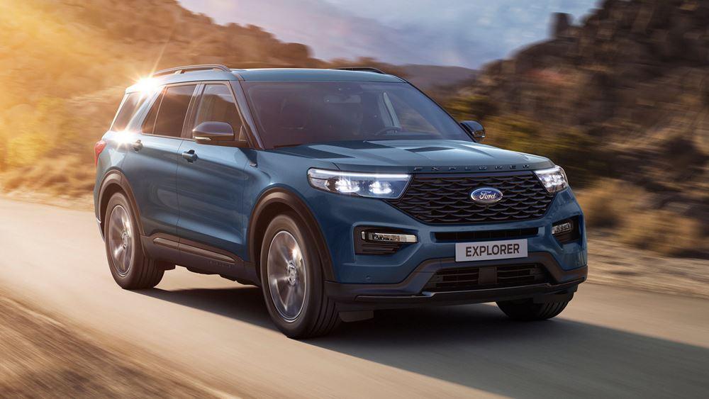 Αύξηση πωλήσεων για την Ford στην Ευρώπη στο πρώτο τρίμηνο