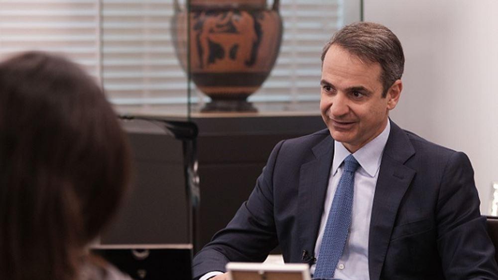 Τα επόμενα εικοσιτετράωρα ο Κ. Μητσοτάκης ορίζει το διακύβευμα της εθνικής κάλπης