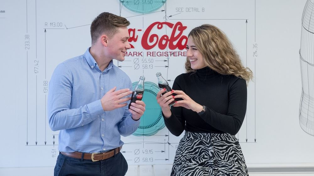 H Coca-Cola Τρία Έψιλον αναδείχθηκε Κορυφαίος Εργοδότης στην Ελλάδα και για το 2021