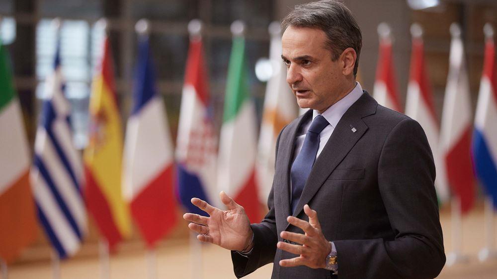 """Ποια είναι τα κέρδη Αθήνας-Λευκωσίας στη Σύνοδο των """"27"""" στις Βρυξέλλες"""