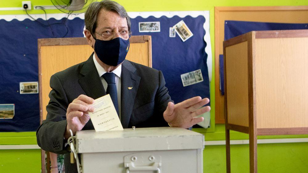 Κύπρος: Νίκη ΔΗΣΥ στις βουλευτικές εκλογές με 27,7%, δεύτερο το ΑΚΕΛ με 22,32%