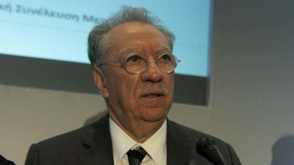 """Μ. Σάλλας: """"Η Οικονομία μπορεί να εκτοξευτεί μετά την κρίση"""""""