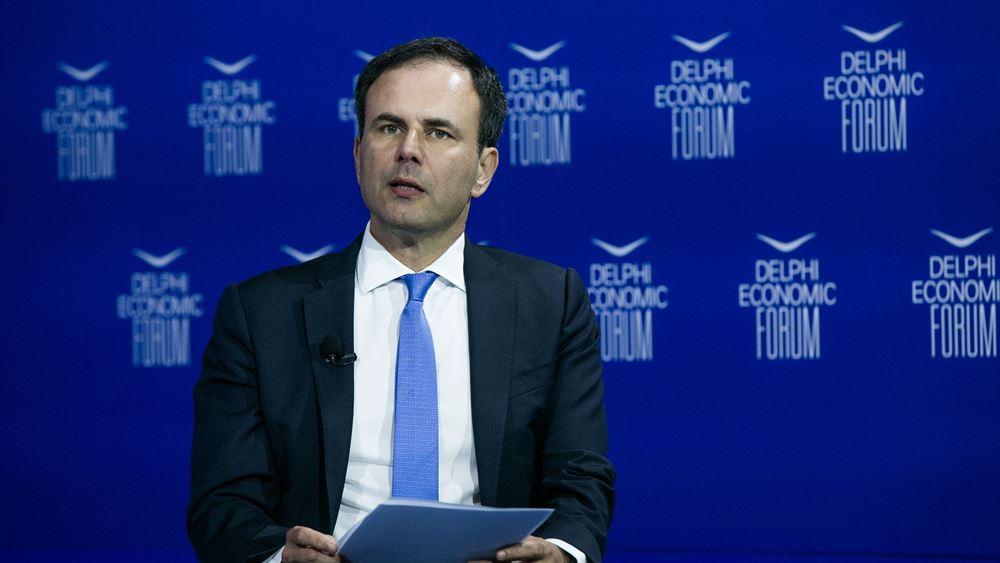 Αλέξης Πατέλης: Η Ελλάδα δεν πρόκειται να είναι η χώρα με τη μεγαλύτερη ύφεση στην Ευρωζώνη