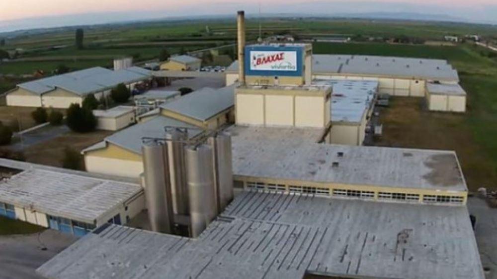 Λουκέτο σε εργοστάσιο της ΔΕΛΤΑ
