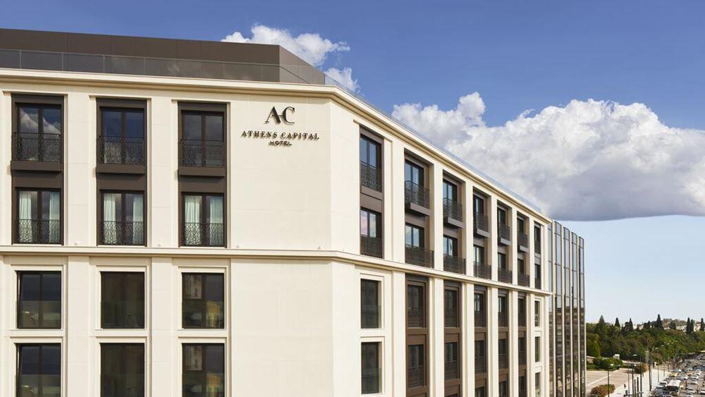Ανοίγει την 1η Σεπτεμβρίου το Athens Capital Hotel της Λάμψα