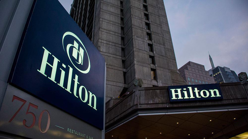 Hilton: Καλύτερα των προσδοκιών τα κέρδη