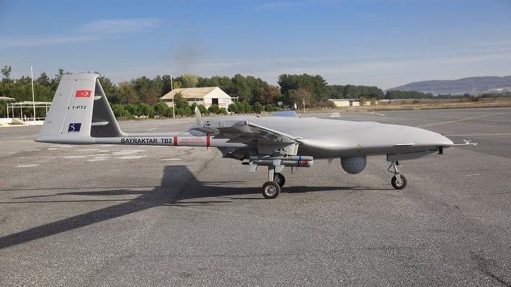 Η Αλβανία θέλει να αγοράσει τουρκικά μαχητικά drones