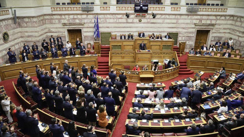 Ζήτησε ονομαστική για τη... Δευτέρα ο ΣΥΡΙΖΑ - ΠτΒ θα γίνει στις 18:30