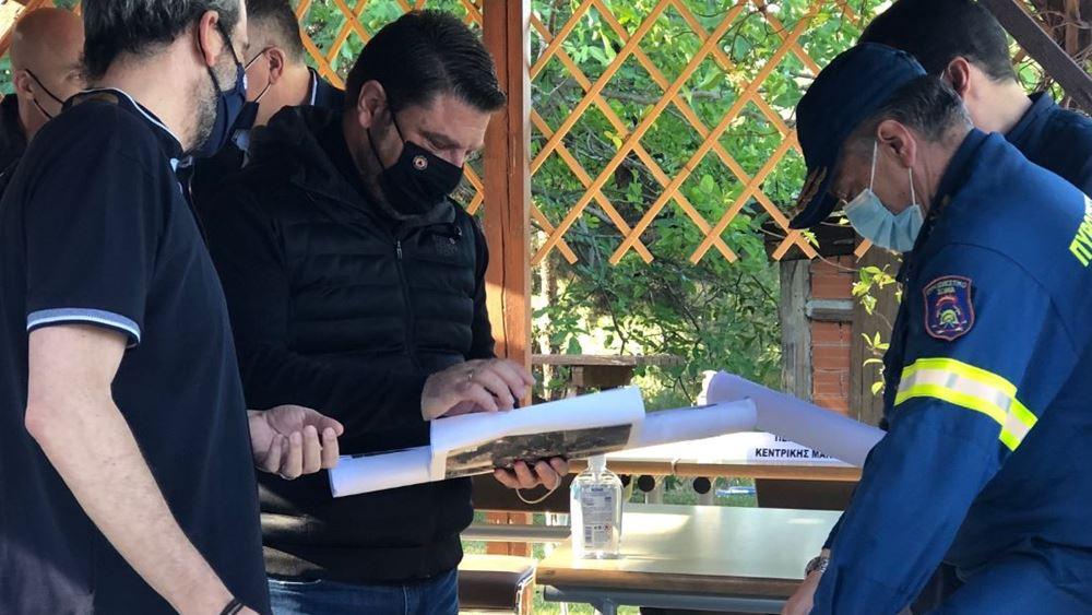 Χαρδαλιάς: Τη Δευτέρα ξεκινάει ο καθαρισμός του Σέιχ Σου, σε μια έκταση 3,5 χιλιάδων στρεμμάτων