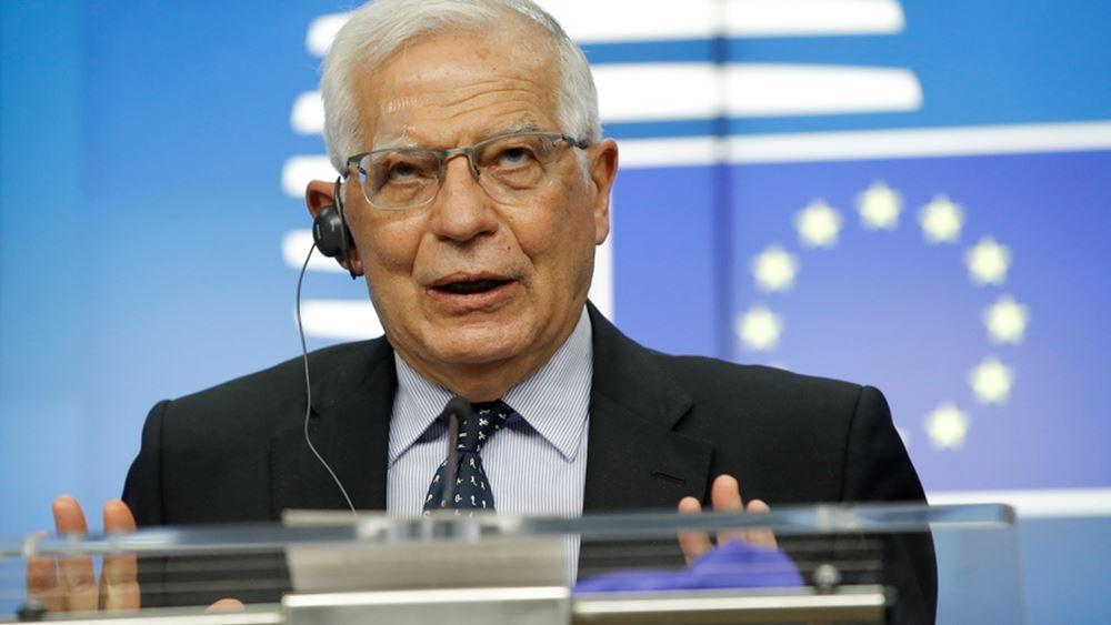 Μπορέλ: Να γίνει προσπάθεια για να βρεθεί λύση στο Κυπριακό