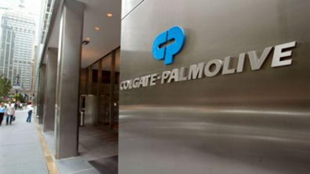 Colgate-Palmolive: Μειώθηκαν τα περιθώρια κερδοφορίας στο β΄ τρίμηνο