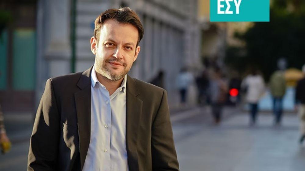 Ο Γ. Μπρούλιας νέος δήμαρχος της Αθήνας