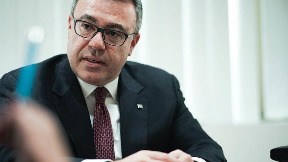 Βασίλης Ψάλτης: Η Alpha Bank στηρίζει το άλμα της ελληνικής οικονομίας προς το αύριο