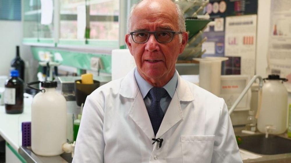 Μέντης (Ινστιτούτο Παστέρ): Ελπιδοφόρα μηνύματα για θεραπείες-Ίσως εμβόλιο από το φθινόπωρο