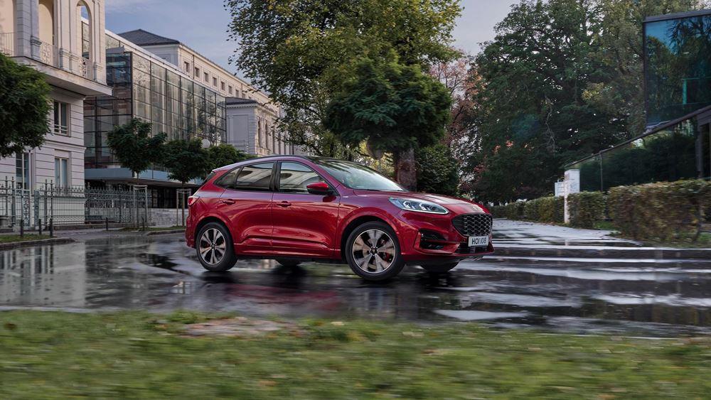 Το νέο Ford Kuga με τεχνολογία Road Edge Detection (+video)