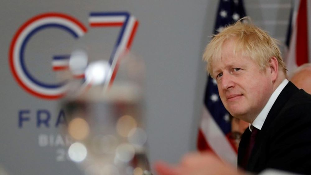 G7-Μπ. Τζόνσον: Στις 31 Οκτωβρίου Brexit κάτω από οποιεσδήποτε συνθήκες