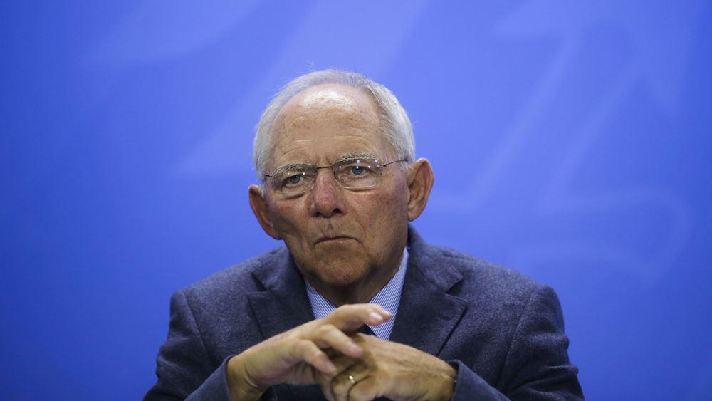 Γερμανία: Η Κ.Ο. της Χριστιανικής Ένωσης αποφάσισε ομόφωνα την υποψηφιότητα του Β. Σόιμπλε για την προεδρία της Bundestag