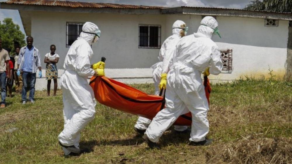 ΛΔ Κονγκό: Οι αρχές αναμένουν νέο κύμα κρουσμάτων του Έμπολα και θανάτων