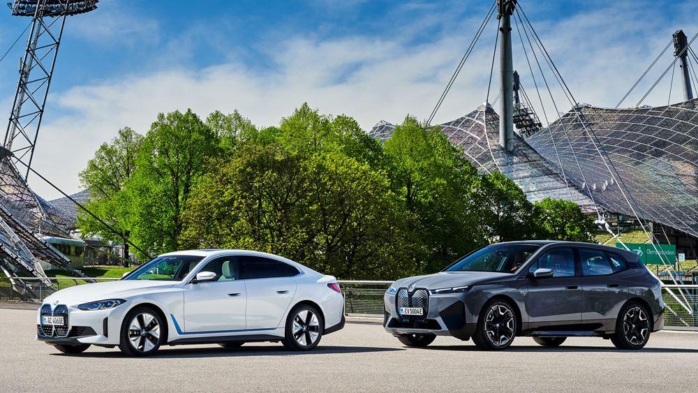 To BMW Group στην Έκθεση Μονάχου 2021
