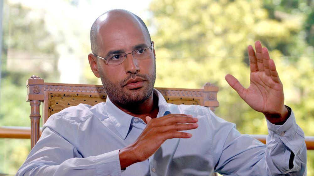 """Ο γιος του Καντάφι θέλει να """"αποκαταστήσει τη χαμένη ενότητα της χώρας"""" - Ονειρεύεται επιστροφή στην εξουσία"""