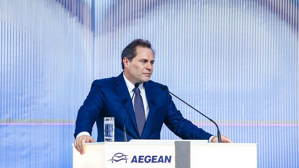 Ευ. Βασιλάκης (Aegean): O οδικός χάρτης μέχρι την επιστροφή στην κανονικότητα