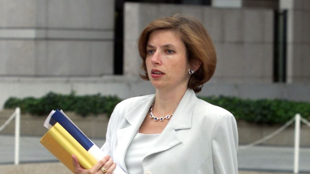 """""""Δεν έχουμε τελειώσει με την τρομοκρατία"""", εκτιμά η Γαλλίδα υπουργός Άμυνας"""