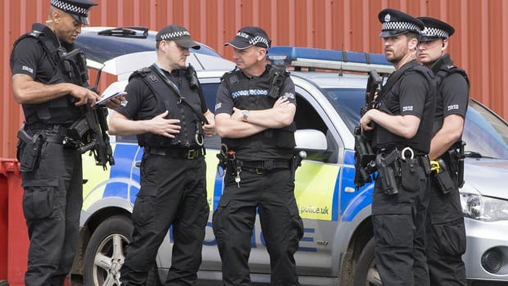Βρετανία: Δεκαπέντε αστυνομικοί τραυματίστηκαν σε επεισόδιο στο Λονδίνο