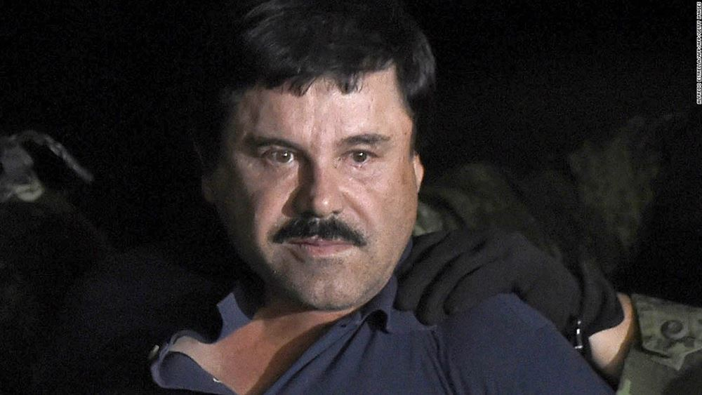 """ΗΠΑ: Συνελήφθη η σύζυγος του διαβόητου μεξικανού βαρόνου των ναρκωτικών """"Ελ Τσάπο"""""""