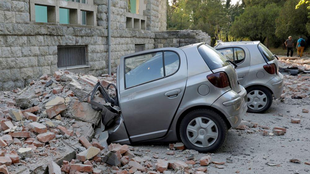Συλλυπητήρια από την Κροατία για τα θύματα του φονικού σεισμού στην Αλβανία