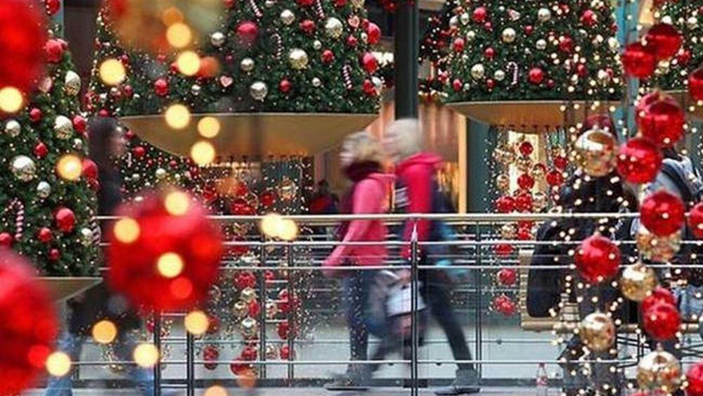 Το ωράριο της χριστουγεννιάτικης περιόδου
