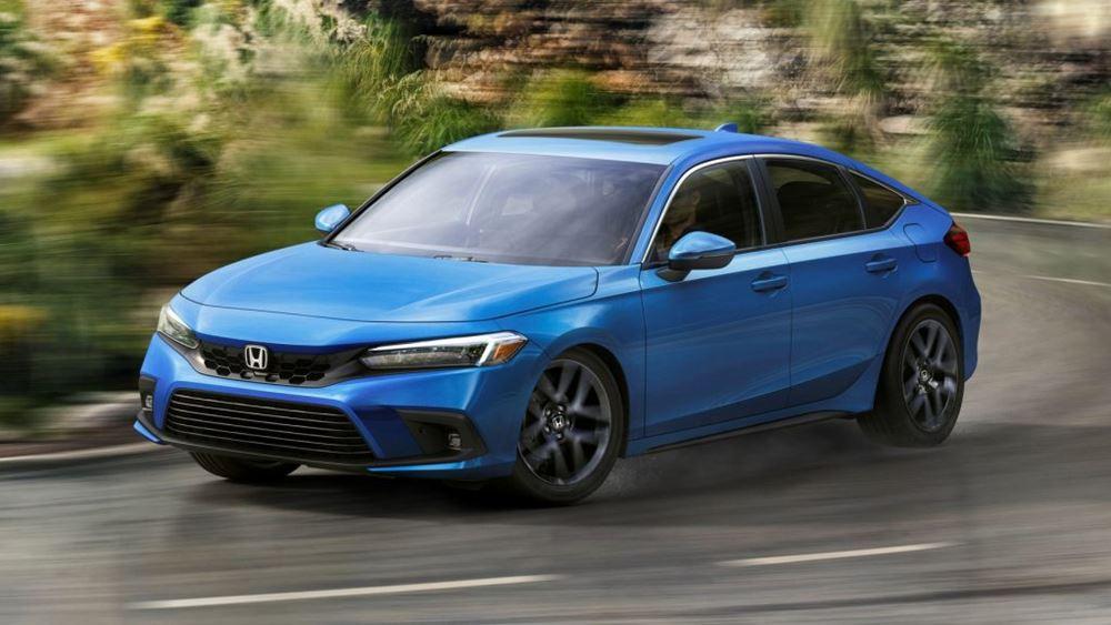 Το νέο Honda Civic αποκαλύπτεται