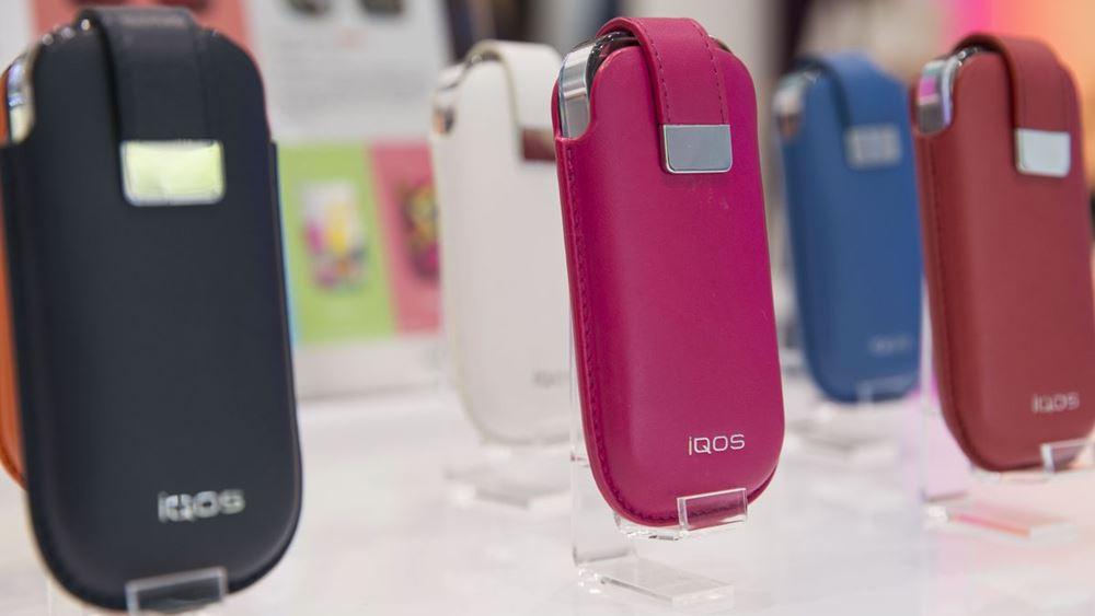 """""""Πράσινο φως"""" από τον αμερικανικό FDA έλαβε το ΙQOS"""