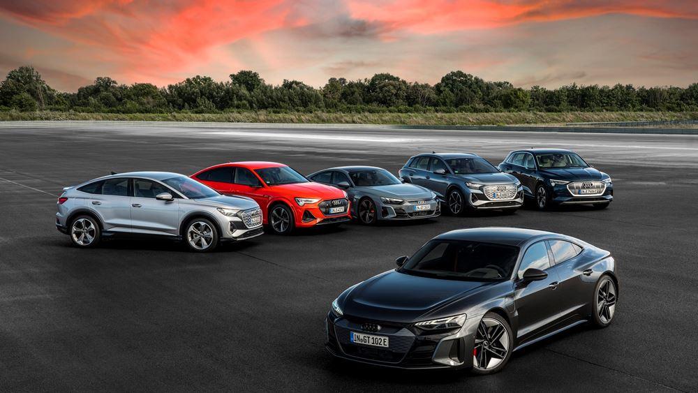 Vorsprung 2030: Η Audi επιταχύνει τον μετασχηματισμό της