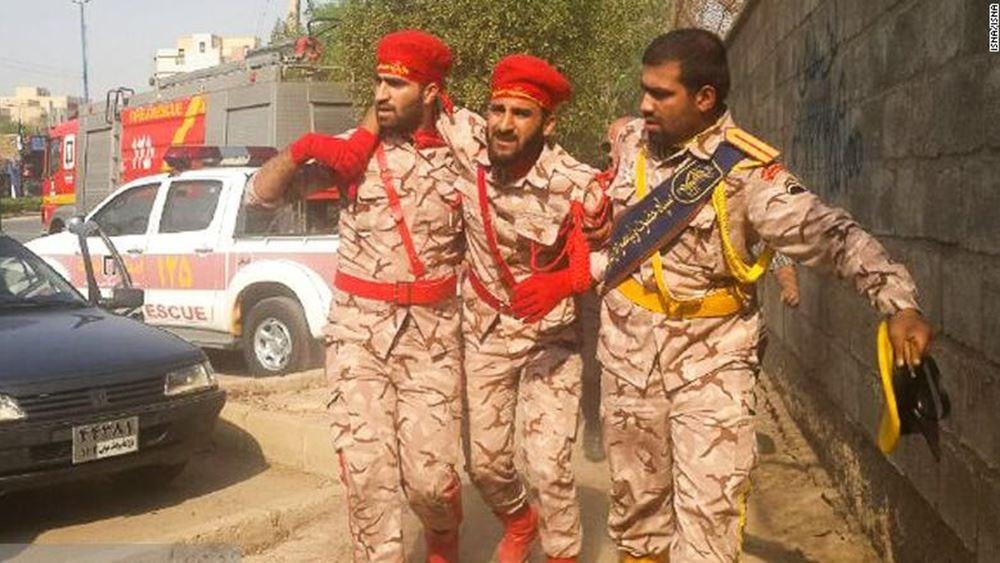 Ιράν: Οι Φρουροί της Επανάστασης υπόσχονται να εκδικηθούν τους δράστες της επίθεσης στην Αχβάζ