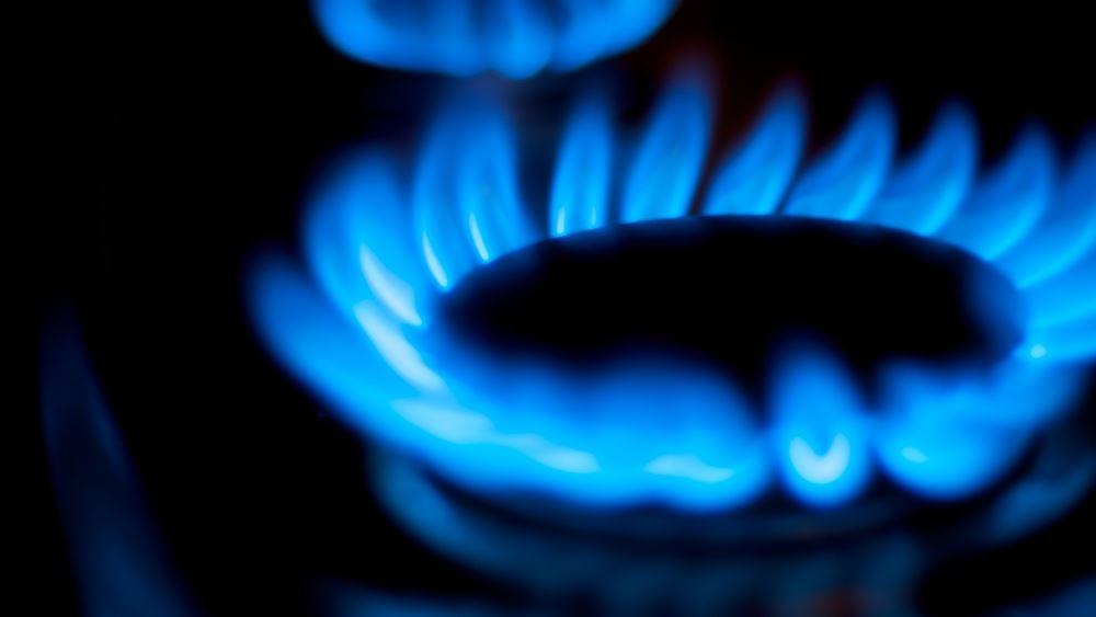 Αυξήθηκε κατά 4,56% η κατανάλωση φυσικού αερίου στο α' τρίμηνο 2021