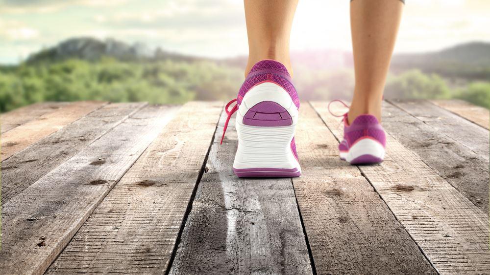 Χάστε βάρος με περπάτημα - γίνεται!