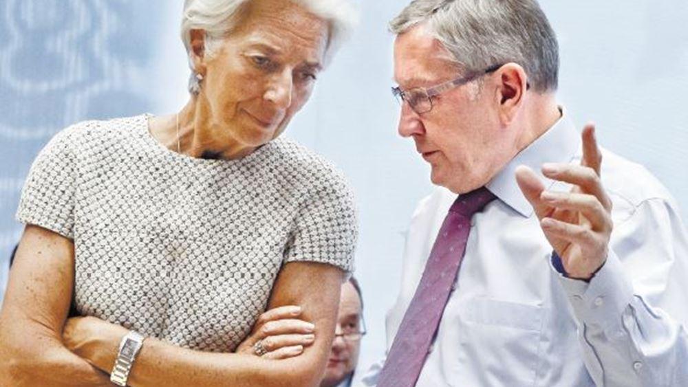 Έκλεισε ο συμβιβασμός ΔΝΤ - Ευρωζώνης για την Ελλάδα