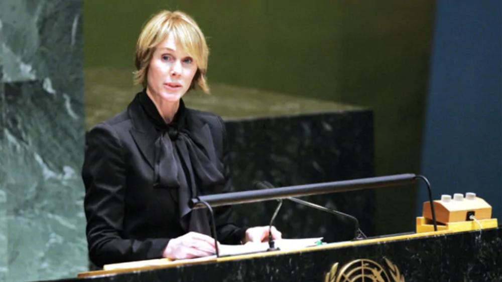 ΗΠΑ: Η Κέλι Κραφτ νέα πρέσβης της χώρας στον ΟΗΕ