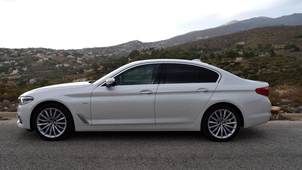 Πτώση κερδών για την BMW στο γ΄ τρίμηνο