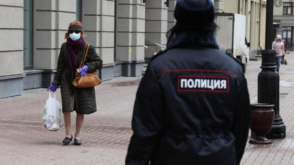 Κορονοϊός: Σε 10.131 ανήλθαν τα κρούσματα στη Ρωσία, με 1.459 νέα κρούσματα το τελευταίο εικοσιτετράωρο
