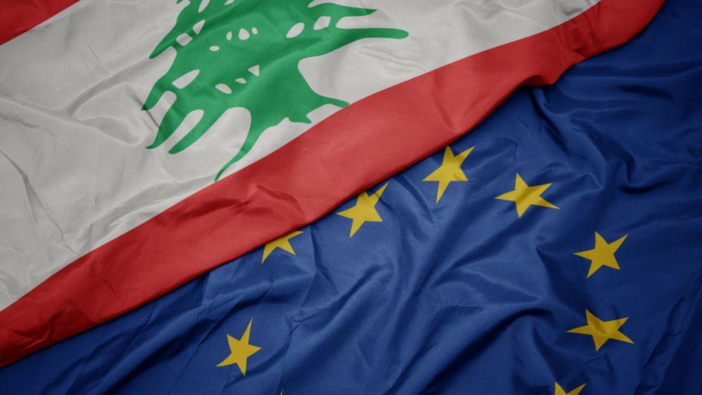Ευρωπαϊκό ψήφισμα-προειδοποίηση κατά του Λιβάνου: Κυρώσεις αν αποτύχει η νέα κυβέρνηση