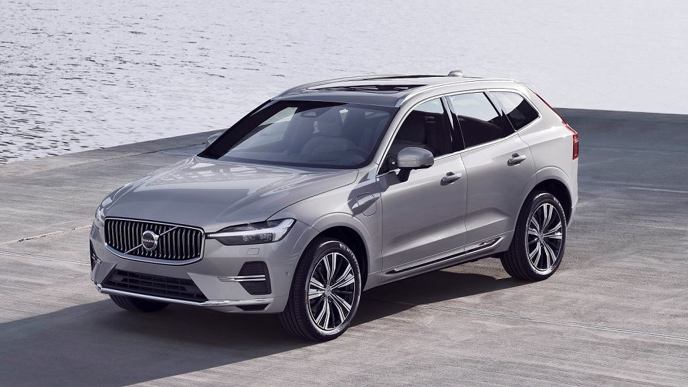 Νέες τεχνολογίες για το Volvo XC60